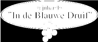 Wijnhandel In De Blauwe Druif