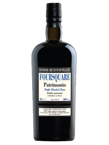 FOURSQUARE-Single-Blended-Rum-Patrimoni