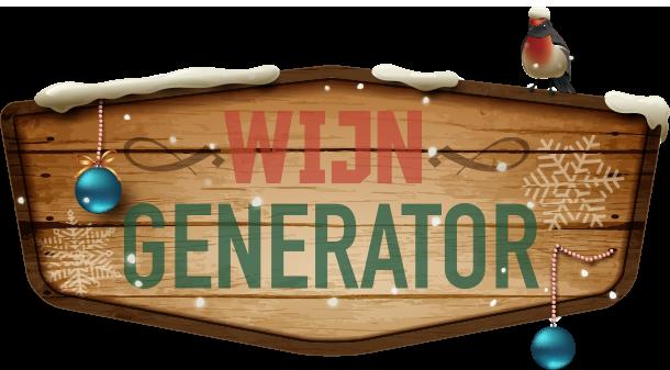 Wijn-generator